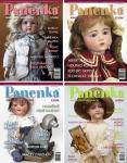 Panenka - ročník 2008 - 4 výtisky