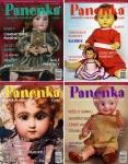 Panenka - ročník 2009 - 4 výtisky