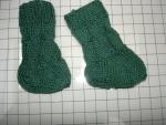 21_Ponožky zelené_5 cm