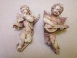 Andělé - sádra 12