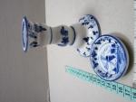 Porcelán 2 ks