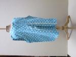 Šaty modré 35