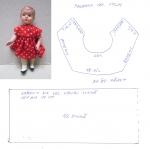 Šaty pro panenku 19