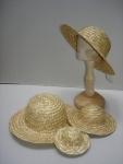 klobouček - 2 - slamák
