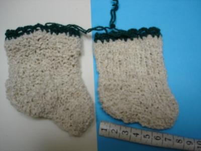 9_Ponožky s lemem 7 cm