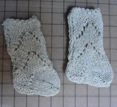 19_Ponožky malé, stopa 3,5 cm