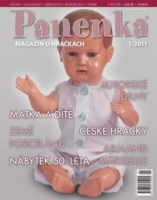 Panenka 2011/ 01