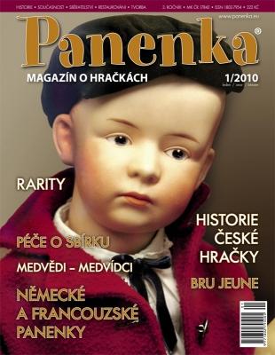 Panenka 2010 / 01