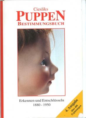 Ciesliks Puppen Bestimmngsbuch