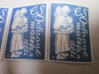Rarita - známka