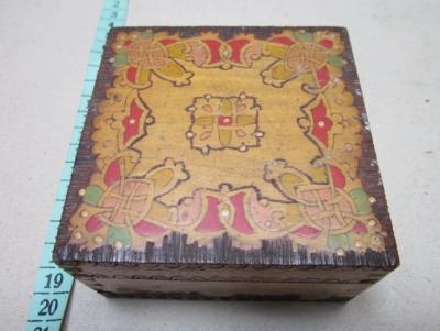 Krabička - truhlička