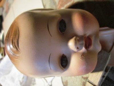 Hlavička panenky