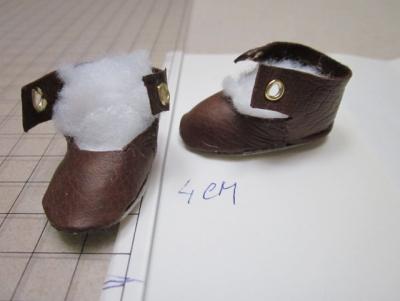 Boty hnědé 4