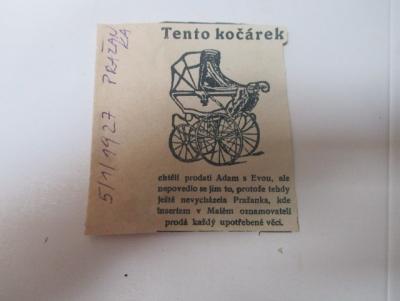 inzerát_ 5/1/1927